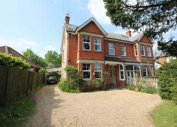 Thumbnail 5 bedroom semi-detached house for sale in Heathside Court, Tadworth Street, Tadworth