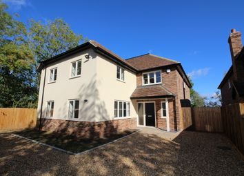 Thumbnail 5 bed detached house for sale in Plot 3, The Sycamores, Colmworth