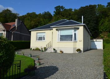 Thumbnail 3 bed bungalow for sale in 132 Bullwood Road, Dunoon, Argyll And Bute PA237Qn