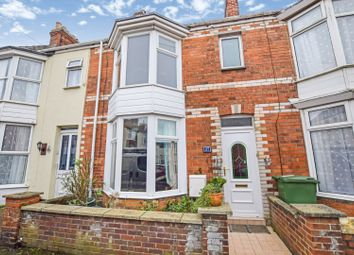 Thumbnail 2 bed terraced house for sale in Ilchester Road, Weymouth