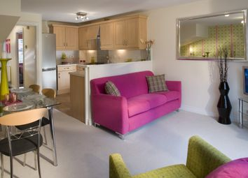 """Thumbnail 4 bed semi-detached house for sale in """"Queensville"""" at Fen Street, Wavendon, Milton Keynes"""