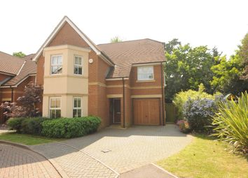 Thumbnail 5 bed detached house to rent in London Road, Englefield Green, Egham