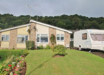 Thumbnail 2 bed semi-detached bungalow for sale in Hollywell Road, Mitcheldean, Gloucestershire