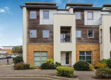 Thumbnail 4 bedroom town house for sale in Stone Close, Hamworthy, Poole