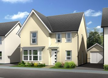 Thumbnail 4 bed detached house for sale in The Cambridge, Sutton Chase, Main Road, Ogmore-By-Sea, Bridgend.
