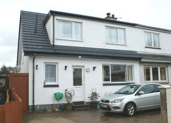 Thumbnail 3 bed semi-detached house for sale in Clachan, By Tarbert