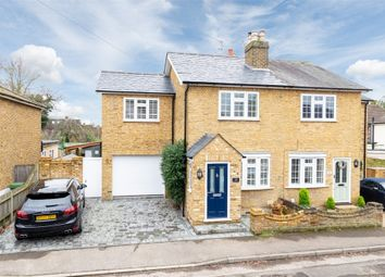 3 bed semi-detached house for sale in Thistlecroft Road, Hersham, Surrey KT12