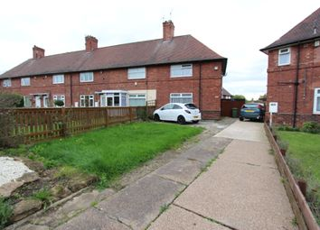 Thumbnail 2 bed semi-detached house for sale in Ravensworth Road, Bulwell