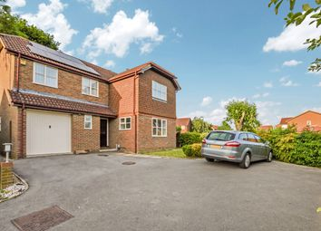 Thumbnail 4 bed detached house to rent in Bergenia Court, West End, Woking, Surrey