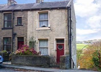 Thumbnail 2 bed terraced house for sale in Halifax Road, Keighley