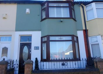 Thumbnail 2 bed terraced house for sale in Empress Road, Anfield, Liverpool, Merseyside