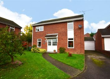 Thumbnail 4 bed detached house for sale in Hurst Park Road, Twyford, Reading, Berkshire