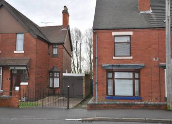 Thumbnail 2 bed semi-detached house to rent in Church Street, Church Gresley, Swadlincote