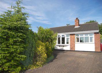 Thumbnail 3 bed detached bungalow for sale in Westland Drive, Pinxton, Nottingham