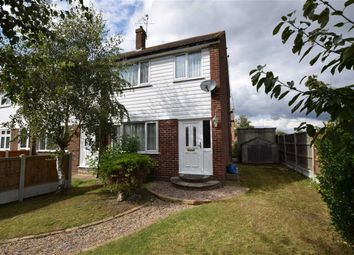 Thumbnail 3 bed end terrace house for sale in Larkswood Road, Corringham, Essex