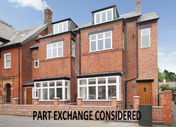 Thumbnail 3 bed terraced house for sale in Knighton Drive, Stoneygate, Leicester