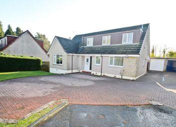Thumbnail 4 bed detached house for sale in Glenwood Road, Leslie, Glenrothes