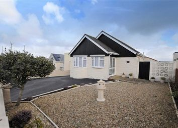 Thumbnail 3 bed detached bungalow for sale in Lynstone Road, Bude, Cornwall