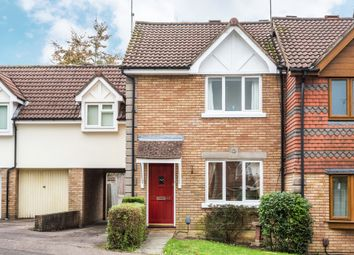 Thumbnail 2 bed terraced house for sale in Jacobean Close, Maidenbower