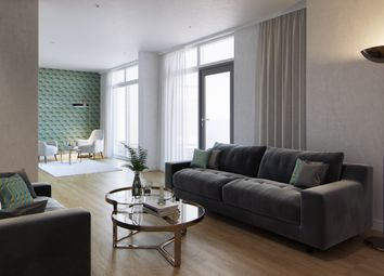 Thumbnail 4 bed triplex for sale in Flat 1, 4 Singer Mews, London