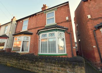 Thumbnail 3 bedroom property for sale in Laurie Avenue, Forest Fields, Nottingham