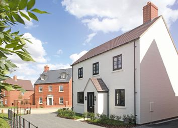"Thumbnail 4 bed detached house for sale in ""The Caulke"" at Epsom Avenue, Towcester"