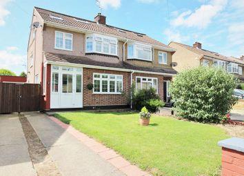 Thumbnail 4 bed semi-detached house for sale in Trafalgar Avenue, Broxbourne