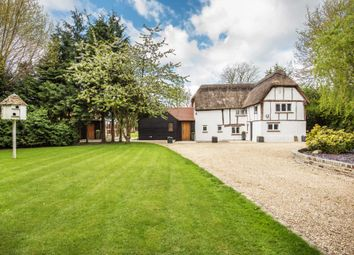 Thumbnail 4 bed detached house for sale in Lower Road, Stoke Mandeville, Aylesbury