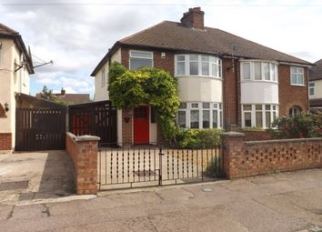 Thumbnail 3 bed property to rent in Eaton Road, Kempston, Bedford