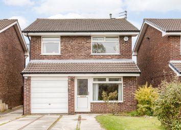Thumbnail 3 bed detached house for sale in Hague Bush Close, Warrington