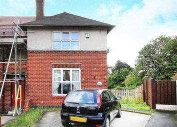 Thumbnail 2 bedroom end terrace house for sale in Villiers Close, Sheffield, South Yorkshire