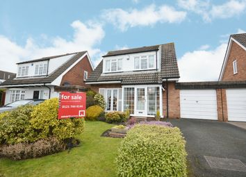 Thumbnail 3 bed link-detached house for sale in Shotteswell Road, Shirley, Solihull