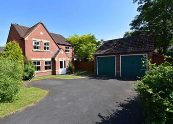 Thumbnail 4 bed detached house for sale in 47 St Marks Drive, Wellington, Telford
