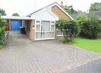 Thumbnail 2 bed detached bungalow for sale in Pinfold Close, Tutbury, Burton-On-Trent