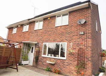 Thumbnail 3 bedroom semi-detached house for sale in Grange Road, Sheffield
