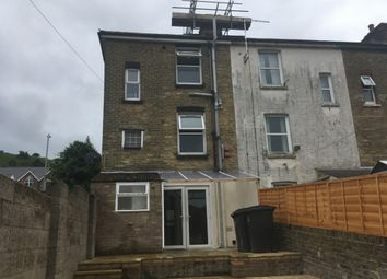 Thumbnail 2 bedroom terraced house to rent in Longfield Road, Dover