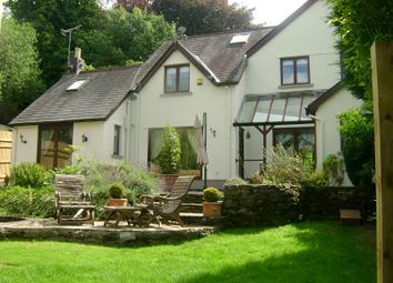 Thumbnail 5 bedroom detached house to rent in Catsash Road, Christchurch, Newport, S Wales.