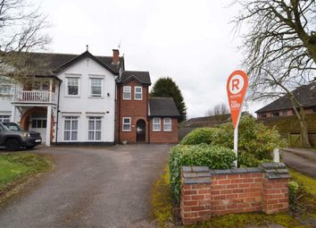Thumbnail 2 bed flat for sale in Hawthorne Drive, Leicester