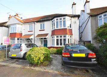 Thumbnail 4 bed semi-detached house for sale in Woodfield Gardens, Leigh-On-Sea, Essex