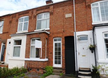 Thumbnail 2 bed terraced house to rent in Regent Street, Oadby, Leicester
