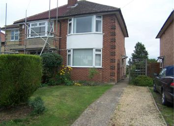 Thumbnail 2 bed property to rent in Merewood Avenue, Sandhills, Oxford
