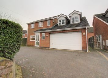 4 bed detached house for sale in Salem Road, Burbage, Hinckley LE10