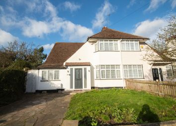 Hillcroft Avenue, Pinner, Middlesex HA5. 3 bed semi-detached house