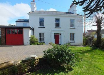 Thumbnail 4 bed detached house for sale in Croit E Ferish, Tynwald Road, Peel