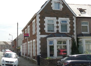 Thumbnail 3 bed flat to rent in Richards Street, Cardiff
