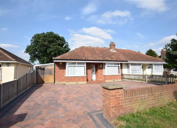 Thumbnail 3 bed semi-detached bungalow for sale in Hellesdon, Norwich
