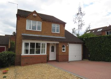 Thumbnail 3 bedroom detached house for sale in Middle Greeve, Wootton, Northampton