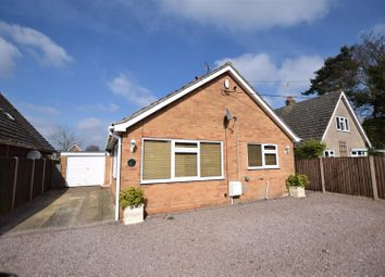 Thumbnail 3 bed detached bungalow for sale in Blofield, Norwich