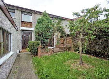 Thumbnail 3 bed terraced house for sale in Ballyhalbert Gardens, Bangor