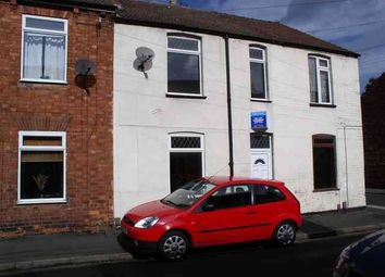 Thumbnail 2 bed terraced house to rent in Waldeck Street, Lincoln